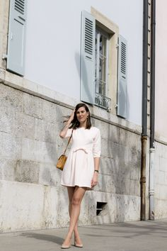http://amz.az/me/Margot-Guilbert-from-The-Pastel-Project/Little-Pastel-Pink-Dress-with-a-Bow little pastel pink dress with a bow