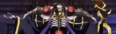#Anifashion | Ainz Ooal Gown