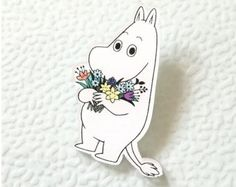 Moomin Moomin patch lapel pin by KawaiiSpotted on Etsy Moomin Tattoo, Bumble Bee Tattoo, Icon Shoes, Tattoo Addiction, Real Tattoo, Sun And Stars, Bullet Journal Themes, Pin And Patches, My Canvas