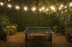 outdoor pingpong