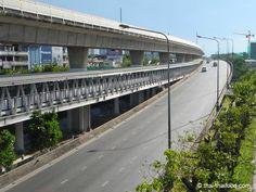 Hochtrasse für Skytrain Bangkok, Travel