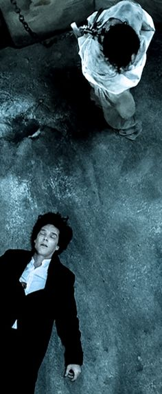 """""""You're gonna love being dead, Sherlock. Nobody ever bothers you."""""""