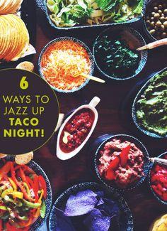 6 Ways to Jazz Up Taco Night | eBay