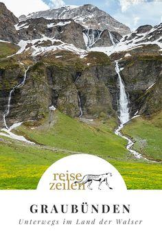 Wer Urlaub in der Schweiz nur im Winter kennt, verpasst das Beste: Alte, faszinierende Bergdörfer & Erholung jenseits des Mainstreams. Places In Switzerland, Mountain Hiking, Swiss Alps, Secret Places, Wild Nature, Amazing Destinations, Travel Posters, Places To See, Travel Inspiration