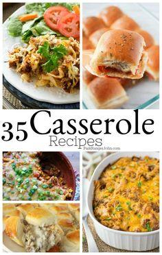 35 Comfort Food Cass