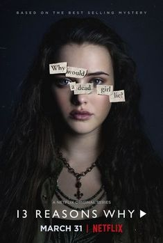 13 Reasons Why Netflix Poster 4
