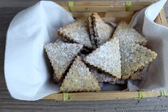 Makové linecké cukroví Christmas Sweets, Christmas Wrapping, Christmas Cookies, Sweet Recipes, Cake Recipes, Cooking Cookies, Something Sweet, Sweet Life, Food And Drink