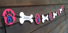 Paw Patrol Birthday Party Banner, Paw Patrol Party Banner, Paw Patrol Birthday Party Decoration, Paw Patrol Party Supplies by LittleMichaels on Etsy https://www.etsy.com/listing/244578939/paw-patrol-birthday-party-banner-paw