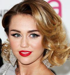 Miley Cyrus #Cabelo na Moda #Hair