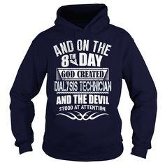 DIALYSIS TECHNICIAN T-Shirts, Hoodies. SHOPPING NOW ==► https://www.sunfrog.com/LifeStyle/DIALYSIS-TECHNICIAN-100062747-Navy-Blue-Hoodie.html?id=41382