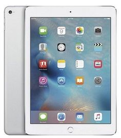 "Apple iPad Air 2 64GB 9.7"" Wi-Fi Tablet - Silver (MGKM2LL/A)"