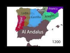 La historia de España en 2 minutos - YouTube