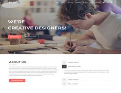Rage – Digital Agency Free Bootstrap Multipurpose Template Rage, Free Portfolio Template, Business Website, Business Planning, Templates, How To Plan, Digital, Stencils, Template