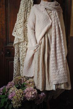L'Atelier des Ours knit coat