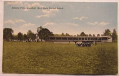 Smythe park Mansfield Pa. M.S.N.S. athletic field.