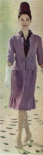1962 Pierre Cardin