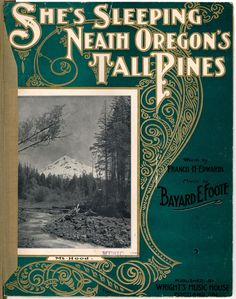 The University of Oregon Historic Sheet Music website provides a selection of more than 1,000 digital images from its collections of printed sheet music held by the Music Services Department and in the Oregon Collection of Special Collections and University Archives. Items currently available are the Oregon Music Collection, focusing on music by Oregonians or about Oregon events and places, and the Women Composers Collection, showing the strength of the collection in music by women…