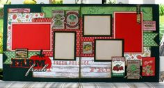 Scrapbook Layouts-Home & Family