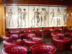 Newton Cafe-Bar, Berlin, Germany