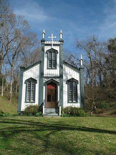 Mississippi church