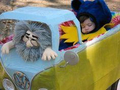 The cutest baby halloween costume idea ever. #gratefuldead