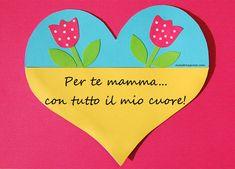 Lavoretti per la Festa della Mamma da Maestra Agnese