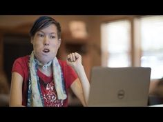 Vlogger With Facial Tumour Beats The Bullies By Singing: BORN DIFFERENT - YouTube