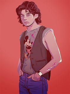 Walking Dead retro : Carl
