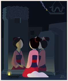 Mulan | Jeca Martinez