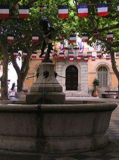Fontaine de collobrières - Provence
