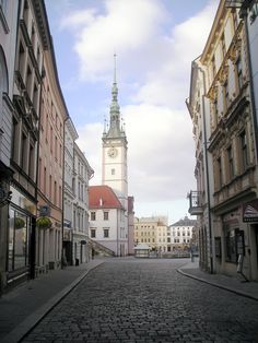 A pic from my daily walk from Palacky University to the main square during my first trip to Owensboro's Sister City of Olomouc, Czech Republic, in April It is my first trip because there will be more! Sister Cities, Prague Czech Republic, College Campus, Places Of Interest, Most Beautiful Pictures, Places Ive Been, Daily Walk, Colleges, Country