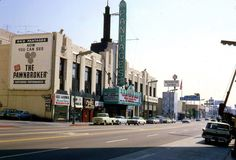 Pantages Theater on Hollywood Blvd, 1965