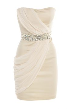 Bridal Shower Dress. Cute!