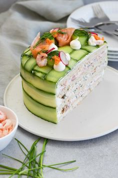 Sandwich Cake, Sandwiches, Good Food, Yummy Food, Tasty, Food Platters, Summer Recipes, Food Inspiration, Food And Drink