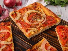 Παραδοσιακή Λαδένια Κιμώλου Vegan Recipes, Cooking Recipes, Vegan Food, Vegetable Pizza, Vegetables, Greek, Pie, Veggie Food, Vegane Rezepte