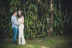 Talita & Filipe Foto: Coletivo 3 - Paranapiacaba