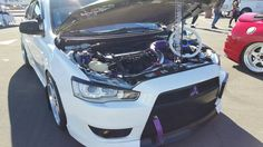 Wicked White Lancer ( Arizona ) by wildrunner84. Click to view more photos and mod info.