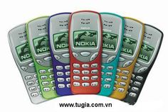 Nokia 3210. My first mobile phone when I was 13, had an Aquarium cover..  :)