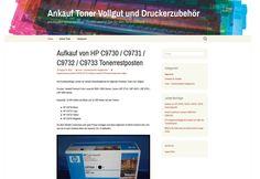 Wir haben nun auch einen Blog eingerichtet auf dem wir regelmäßig Kaufgesuche für Lasertoner und Druckerzubehör veröffentlichen. Zu dem veröffentlichen wir hier auch interessante Hinweise für Anbieter. http://www.wir-kaufen-toner.de/blog/