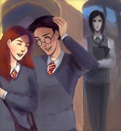 Poor Snape...