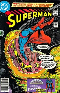 Mightiest Jaws In The Universe - Powerful Heroes - Vartox - Cosmic Monster - Space - Dick Giordano, Ross Andru
