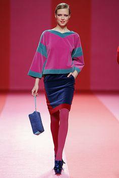 Agatha Ruiz de la Prada - Madrid Fashion Week O/I 2015-2016 #mbfwm