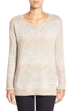 Sanctuary 'Northern' Open Stitch Detail Sweater