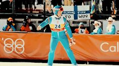 Taron Egerton - my new man crush Eddie The Eagle - one of my new favorite movies