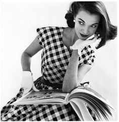 "From ""John French Fashion Photographer"" 
