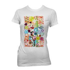 Hvit-Tskjorte-printet-og-trykket-med-TTC-transferpapir-farger  Lys tskjorte trykket med TTC Transferpapir http://www.themagictouch.no
