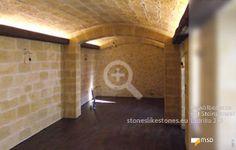Gastronomie mit Gewölbedecke - MSD-Steinpaneel Picada - 00815