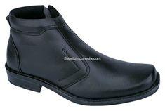 Sepatu pria RND 18-185 kulit hitam 39-43. Rp 323.250....