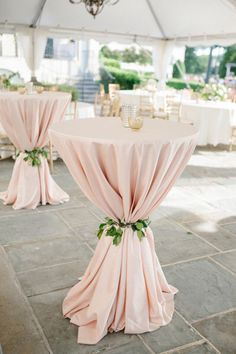 """Blush Tablecloth, Cocktail table, 120"""" Round, 90""""x156"""", 90""""x132"""", 132"""" Round 1DAYFREESHIP, Sweet 16, Derby, BBQ party, Quinceaneras by Jessmy on Etsy https://www.etsy.com/listing/267763622/blush-tablecloth-cocktail-table-120"""