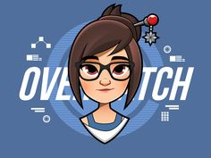 Connect with this designer on Dribbble, the best place for designers to gain inspiration, feedback, community, and jobs worldwide. Overwatch Mei, Overwatch Fan Art, Gaming Tattoo, Neon Wallpaper, Mascot Design, Epic Art, Freelance Illustrator, Anime Characters, Fictional Characters